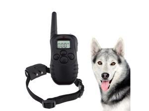 Remote Control Dog Training Shock & Vibration VIBRATE Collar Provides a professional 100 level shock & 100 level Vibration ...