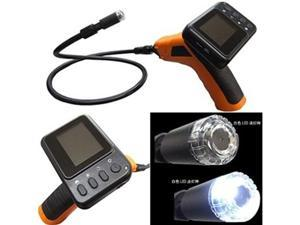 Sewer Plumbing Pipe Borescope Inspection Wireless Waterproof Camera with 2.5 TFT-LCD Color removeable LCD Monitor