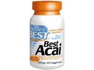Doctor's Best Best Acai (500 mg)  120 Capsules