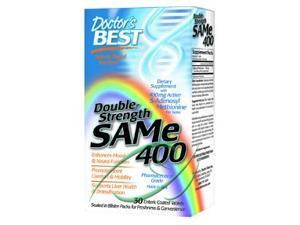 Doctor's Best SAMe 400 (Double Strength) 30 Tablets