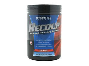 Recoup Recovery System, Orange, 345 Grams, From Dymatize