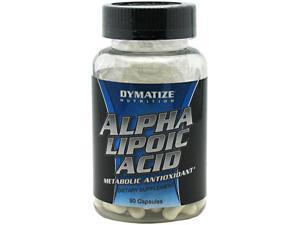 Dymatize Alpha Lipoic Acid, Metabolic Antioxidant, 90 Capsules