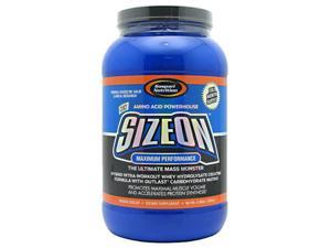 SizeOn Creatine, Orange, Size On, 3.49 lbs, From Gaspari