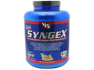 Syngex Whey Protein Blend, Vanilla Dream, 5 lbs, From VPX