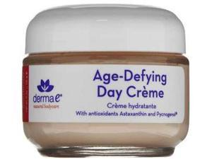 Age-Defying Day Crme  With Astaxanthin and Pycnogenol - Derma-E - 2 oz - Cream