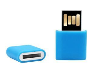 SEgoN Magnet U Design for your consideration 4GB USB 2.0 Flash Drive Model Blue Ding U-4GB