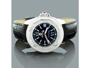 Centorum Watches: Designer Diamond Watch 0.50ct