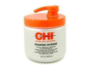 Nourish Intense Silk Hair Masque (ForDry & Damaged Hair) - 450ml/16oz