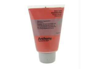 Logistics For Men Deep Pore Cleansing Clay (Normal To Oily Skin) by Anthony - 11618010021
