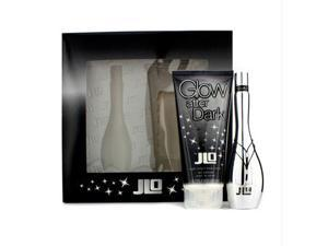 J. Lo - Glow After Dark Coffret: Eau De Toilette Spray 50ml/1.7oz + Night Bright Body Lotion 200ml/6.7oz 2pcs