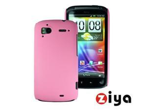 [ZIYA] HTC Sensation Back Cover Case- Pink  (Ultra Thin)