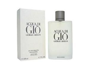 Acqua di Gio by Giorgio Armani 6.7 oz EDT Spray