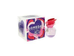 Someday by Justin Bieber for Women 3.4 oz Eau De Parfum Spray