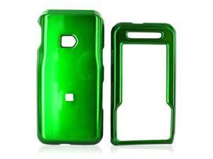 ZTE C70 Hard Plastic Case - Green