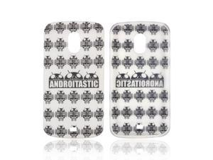 Samsung Galaxy Nexus Androitastic Rubbery Feel Silicone Skin Case Cover - Frost White Androitastic Los Muertos