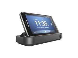 OEM Motorola Droid Bionic Standard Dock W/ 3.5mm Audio Jack & Rapid Wall Charger - Black