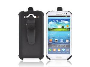 Samsung Galaxy S3 Belt Clip W/ Swivel Belt Clip - Black