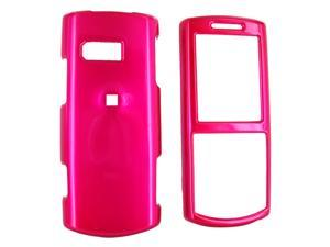 Samsung Messager 2 R560 Hard Plastic Case  - Rose Pink