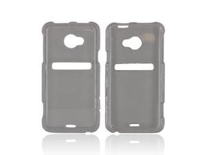 HTC EVO 4G LTE Hard Case - Transparent Clear