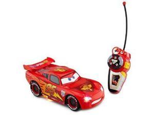 Official Licensed Disney Cars 2 Lightning McQueen Remote Control Vehicle