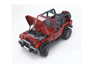 Jeep Wrangler Unlimited by Bruder Toys - Colors May Vary