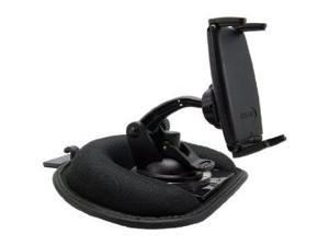 Arkon Mini Friction Dashboard Mount with Travel Mount Deluxe Mini Windshield Mount - Mount - Bulk Packaging - Black