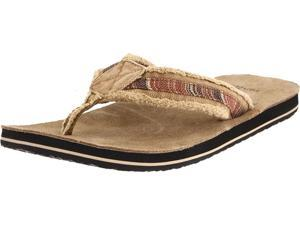 Sanuk Men's Fraid So Thong Sandal