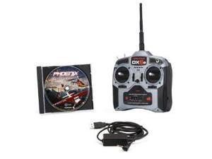 Runtime Games Phoenix R/C ProSimver 3.0 with DX5e