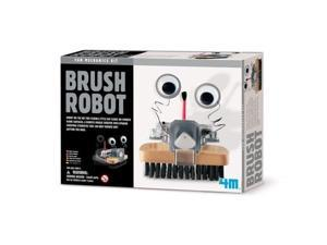 Toysmith 4M Brush Robot