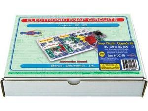 Elenco Snap Circuits UC 40 Upgrade Kit SC 100 to SC 500