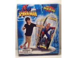 Socker Boppers Spider Man Inflatable 36 inch Bop Bag