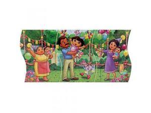 Cardinal Dora The Explorer 3 in 1 Panoramic Puzzle