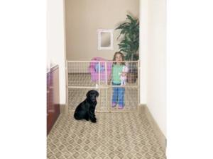 GMI Guardmaster II Tall/Wide Wire Mesh Expansion Gate