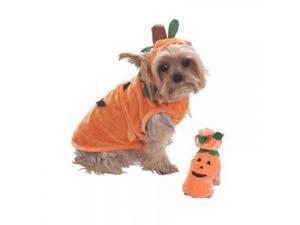 Forum Novelties 64040 Pet Pumpkin Costume Small - For Dogs & Cats