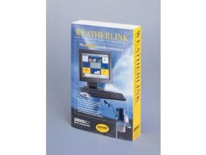 Davis Instruments WeatherLink USB Software