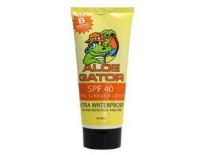 Aloe Gator SPF 40 Lotion (3-Ounce)