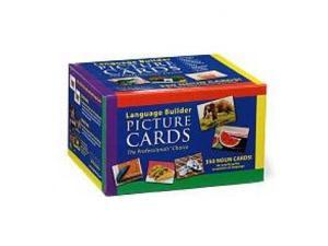 Language Builder Photo Cards - Picture Nouns&#59; no. SLM001