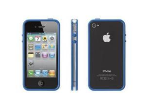 Griffin Reveal Frame iPhone 4 AND 4s-1 pack BLUE