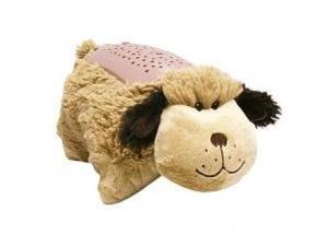 Pillow Pets Dream Lites Snuggly Puppy Dog - Night-Lite Turns Room Into a Starry Sky - As Seen on TV
