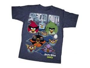 Angry Birds Space Spaced Out Youth Tee (Youth X-Large)