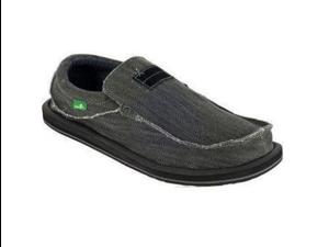 Sanuk Men's Kyoto Loafer,Black,10 M US
