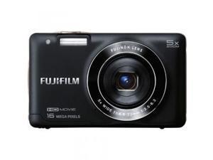 Fujifilm FinePix JX680 16 MP Digital Camera with 3-Inch LCD (Black)