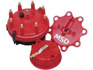 MSD Ignition 8441 Cap-A-Dapt Cap And Rotor