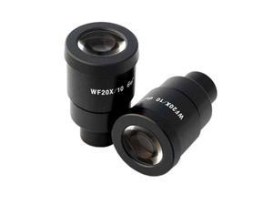 Pair of Super Widefield 20X Microscope Eyepieces (30mm)