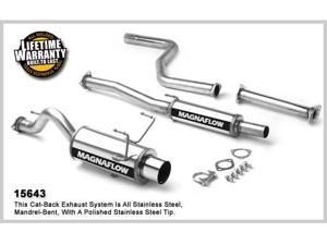 Magnaflow Performance Exhaust 15643 Stainless Steel Cat-Back Performance Exhaust System