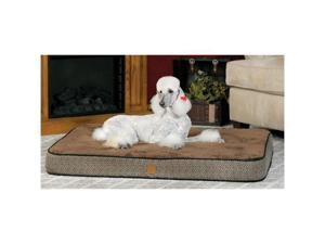 Superior Orthopedic Dog Bed - Gray Small