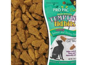 Midwestern Pet Food Dog Treat Tempting Tidbits Salmon & Shrimp 3Oz