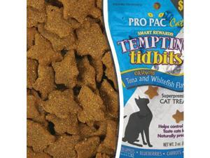 Midwestern Pet Food Dog Treat Tempting Tidbits Fish & Tuna 3Oz