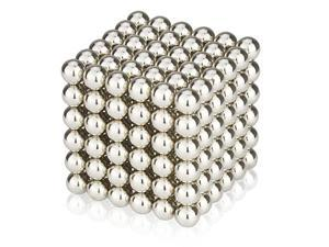 5mm 216pcs Bucky Sphere Magnetic Balls in Collector's Tin, Magic Cube & Toy for Kid Games