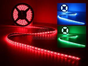Taotronics TT-SL005 5050 5m RGB LED Waterproof Strip Light with Remote - 300 LEDs